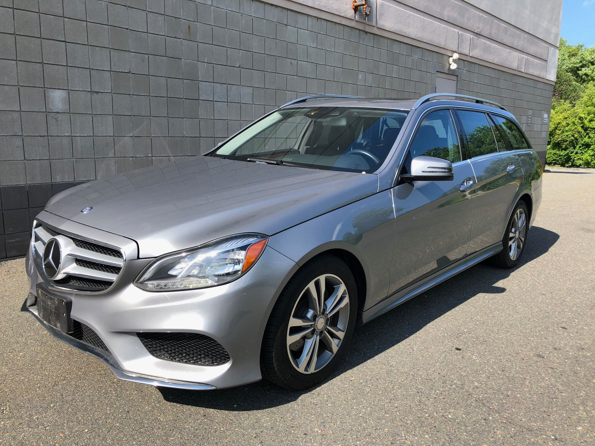 2014 Mercedes-Benz E 350 Wagon Luxury 4MATIC AWD