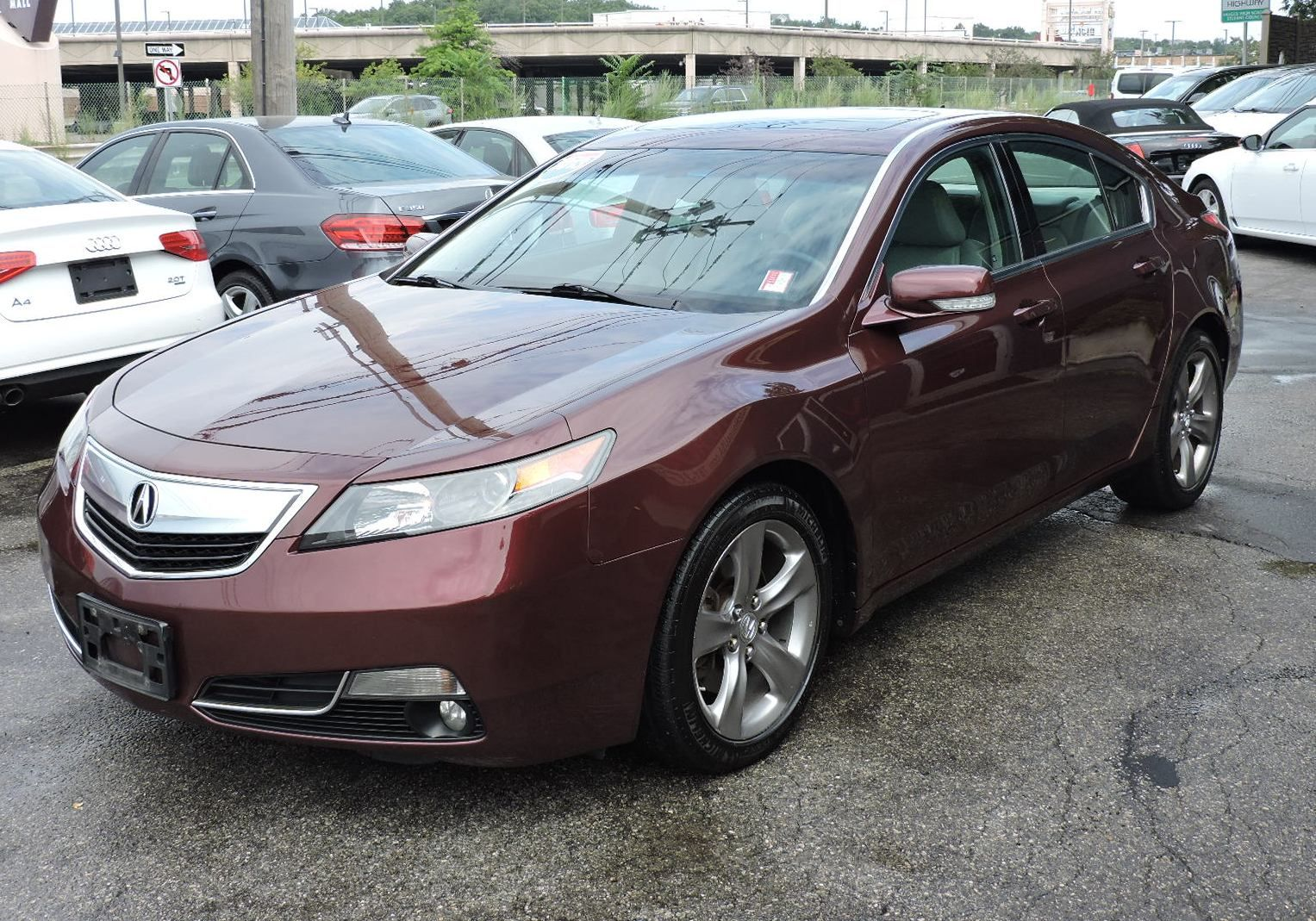 2013 Acura TL SH Technology Package AWD