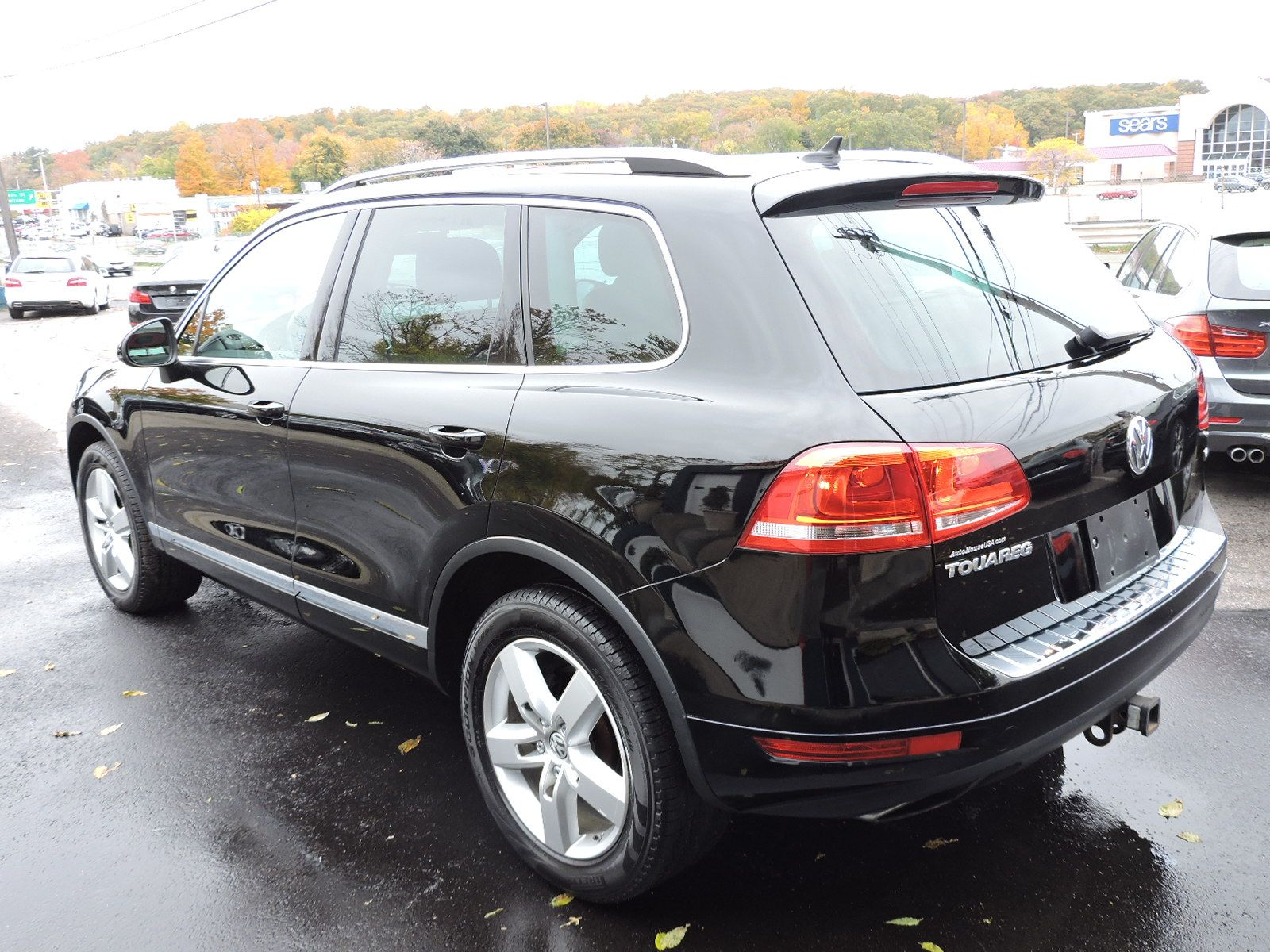 2012 Volkswagen Touareg VR6 Executive AWD