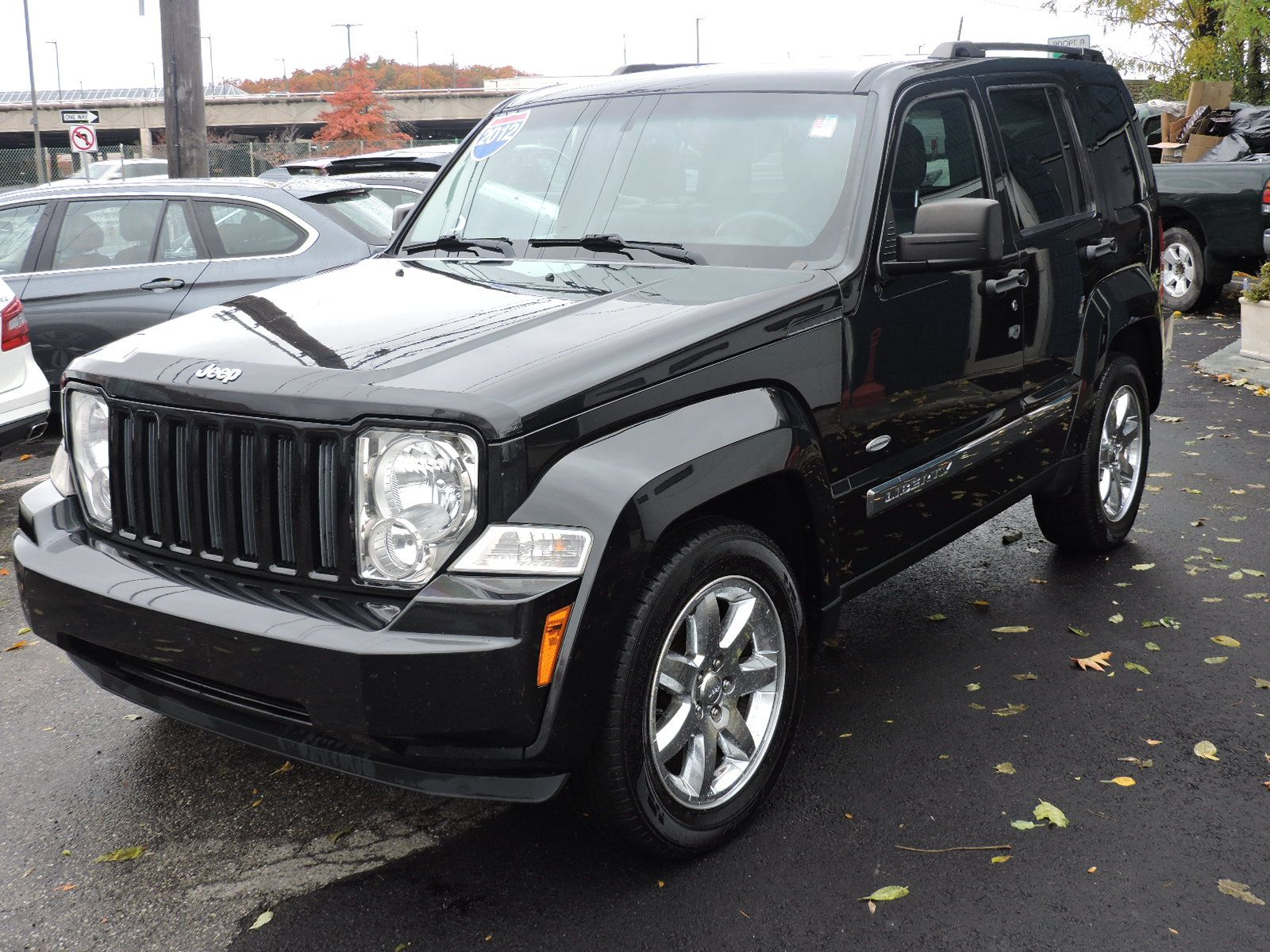 2012 Jeep Liberty Sport Latitude 4WD