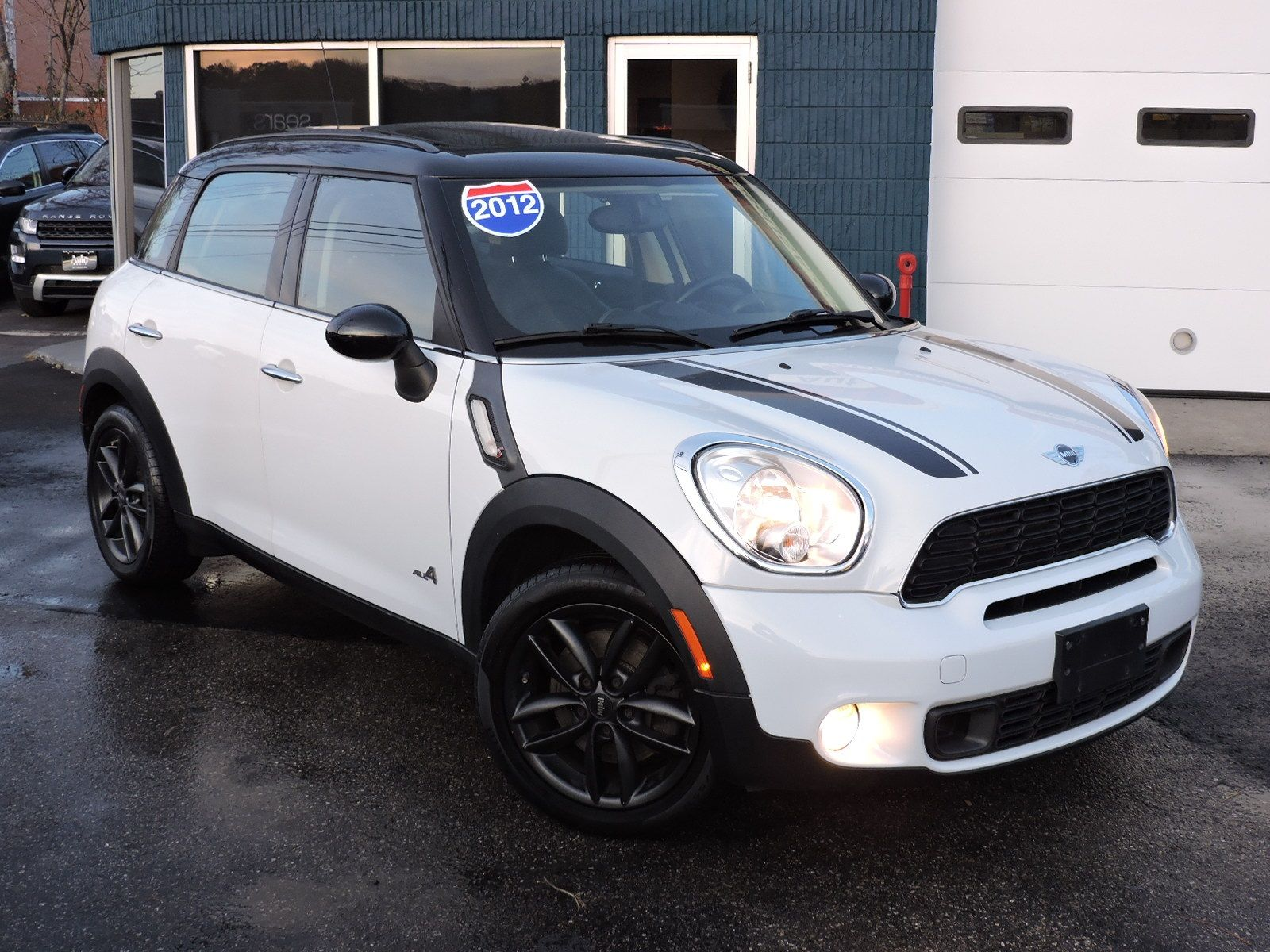 2012 MINI Countryman S AWD