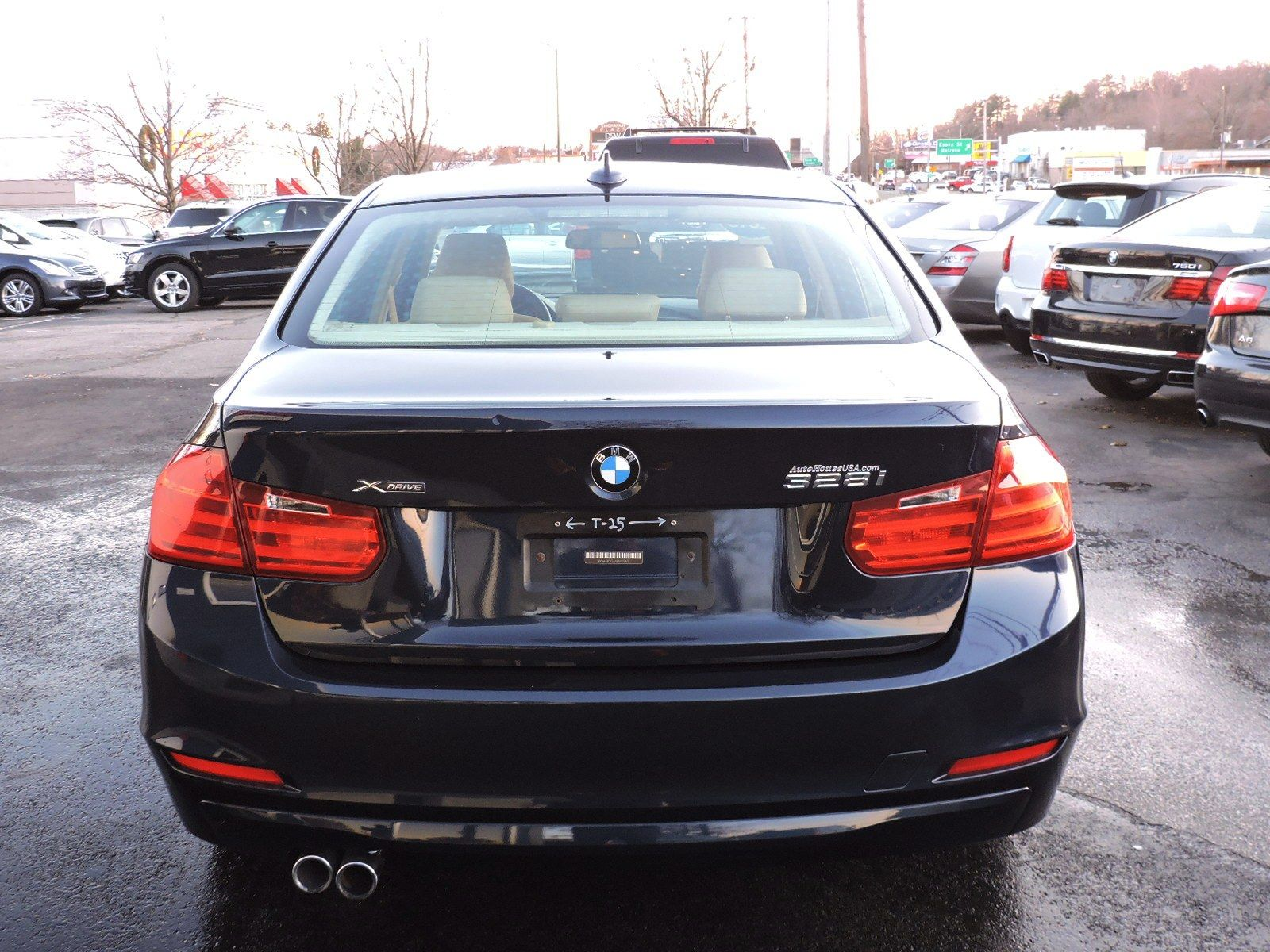 2015 BMW 3 Series 328i xDrive AWD