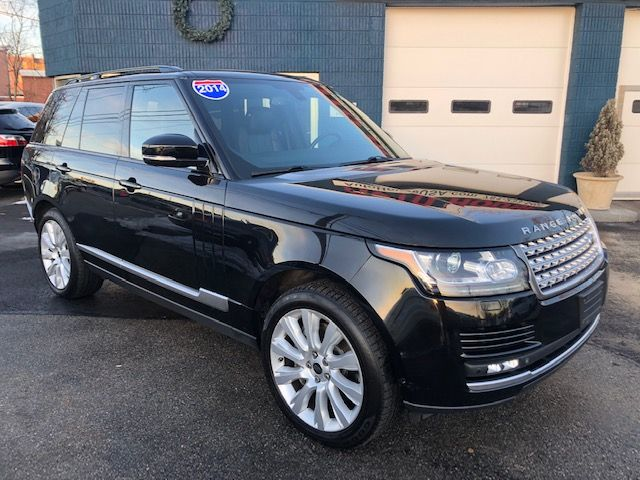 2014 Land Rover Range Rover V8 Supercharged AWD