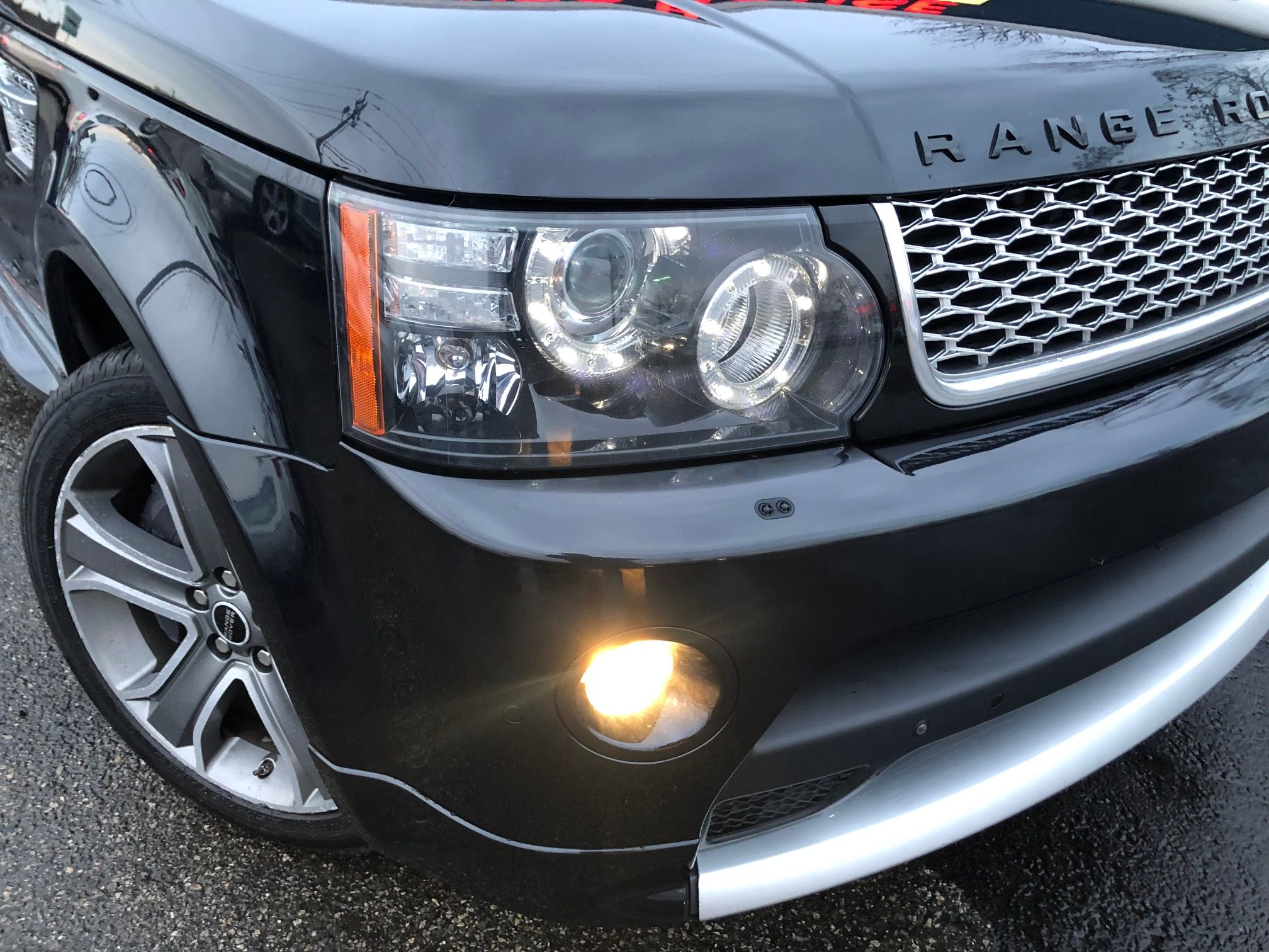 2012 Land Rover Range Rover Sport Supercharged Autobiography AWD