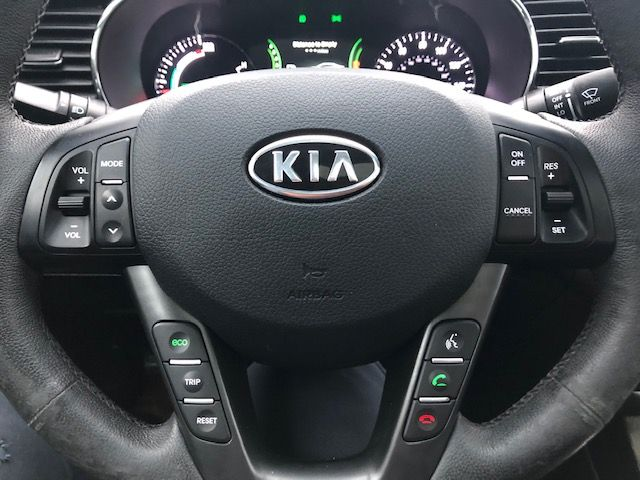 2011 Kia Optima EX Hybrid