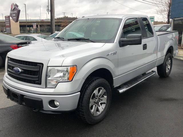2013 Ford F-150 STX Extended Cab AWD
