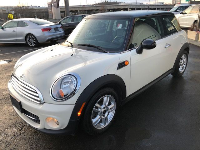 2013 MINI Hardtop 6 Speed