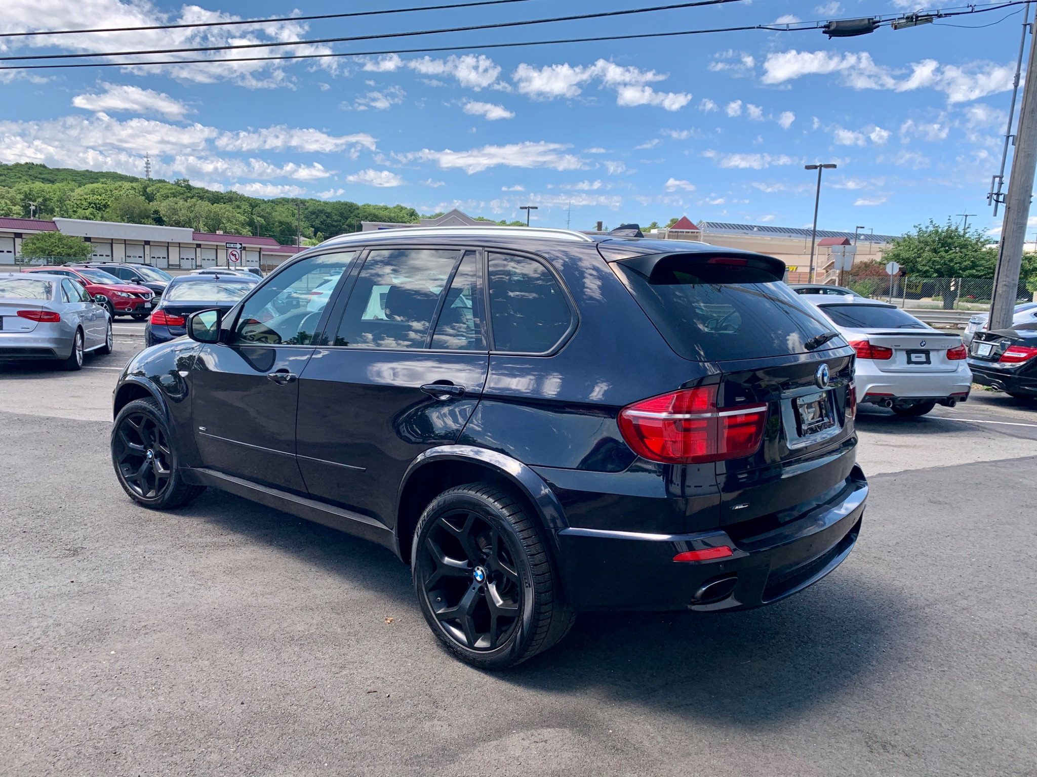 2013 BMW X5 xDrive35i Sport Activity M Package