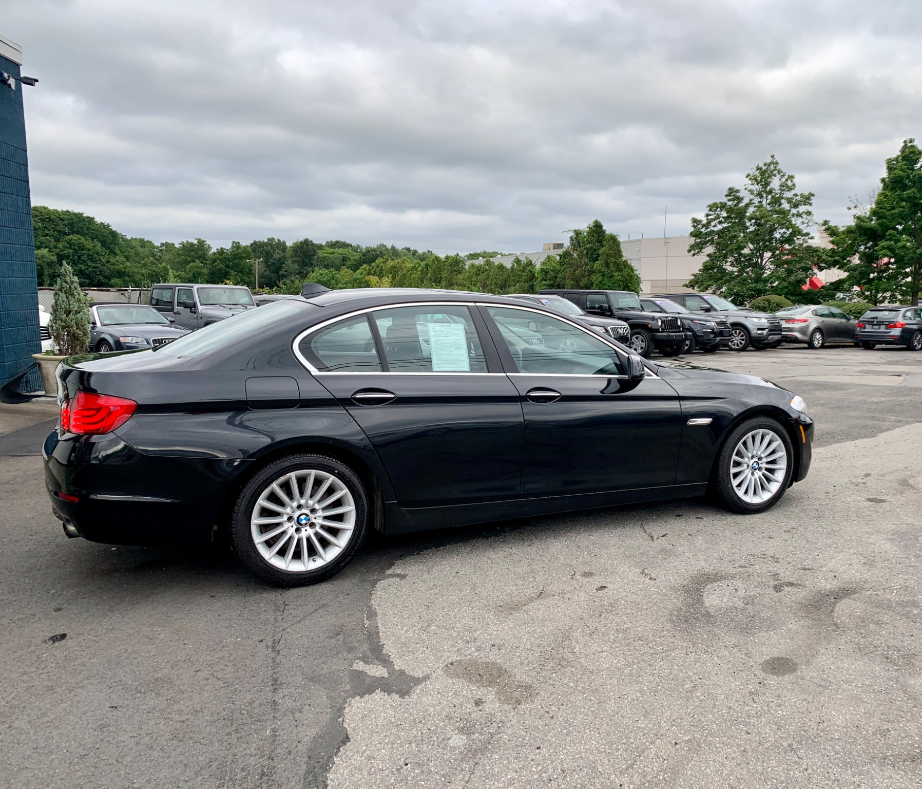 2013 BMW 535i xDrive AWD