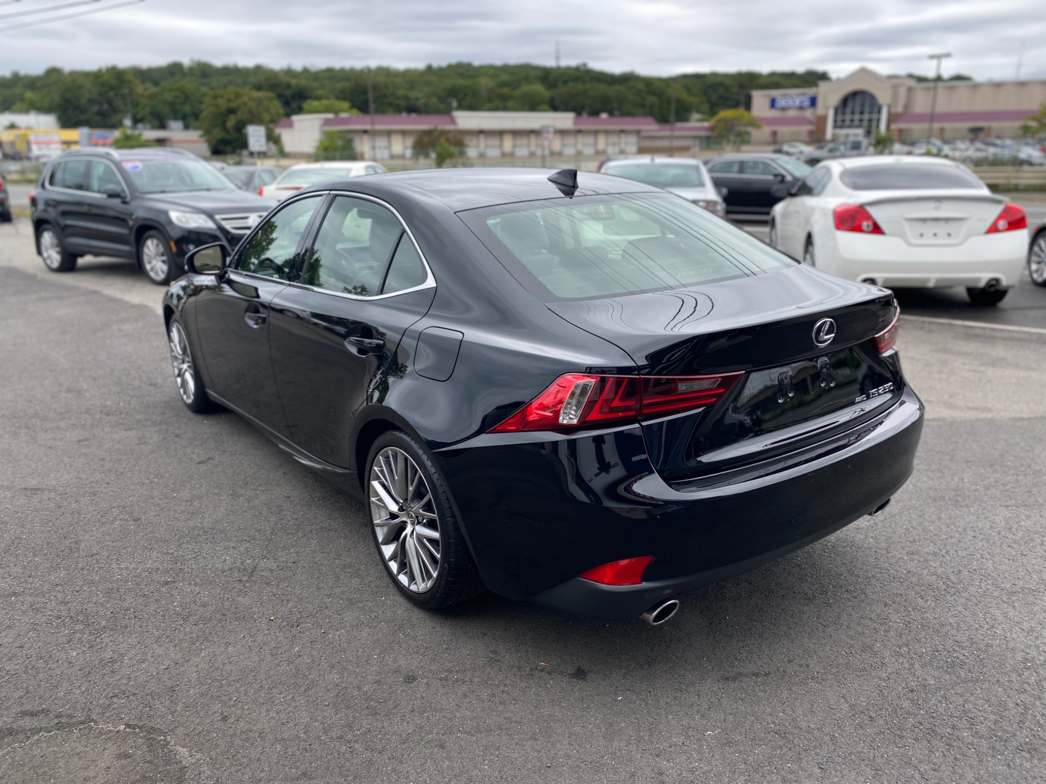 2015 Lexus IS 250 Craftedline AWD