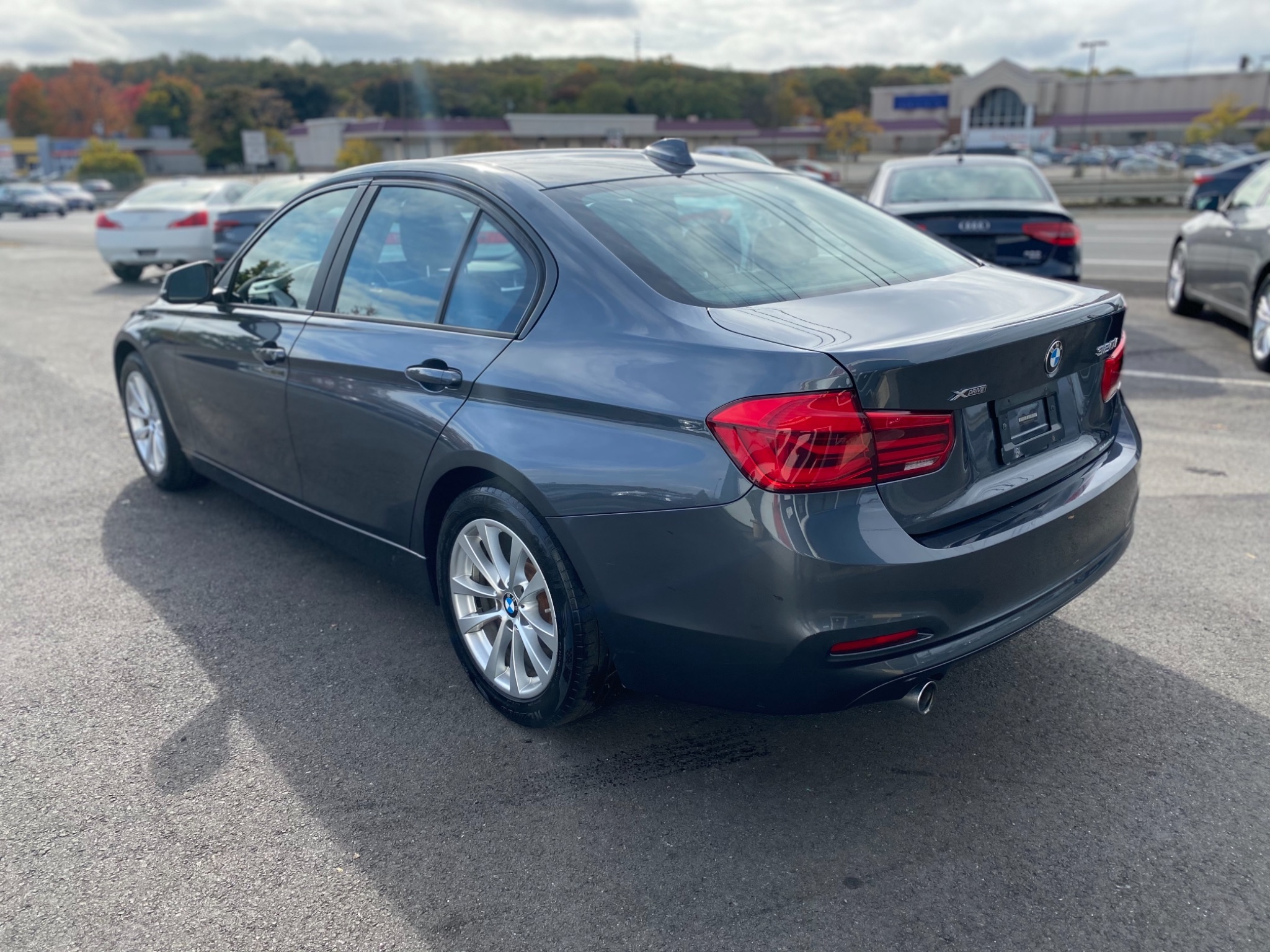 2017 BMW 3 Series AWD