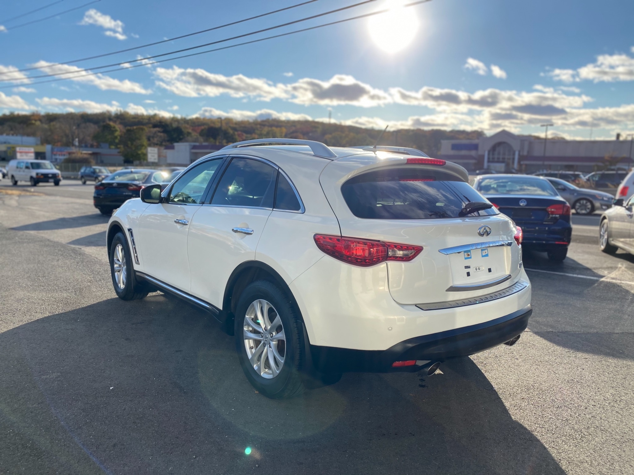 2012 INFINITI FX35 Limited Edition AWD