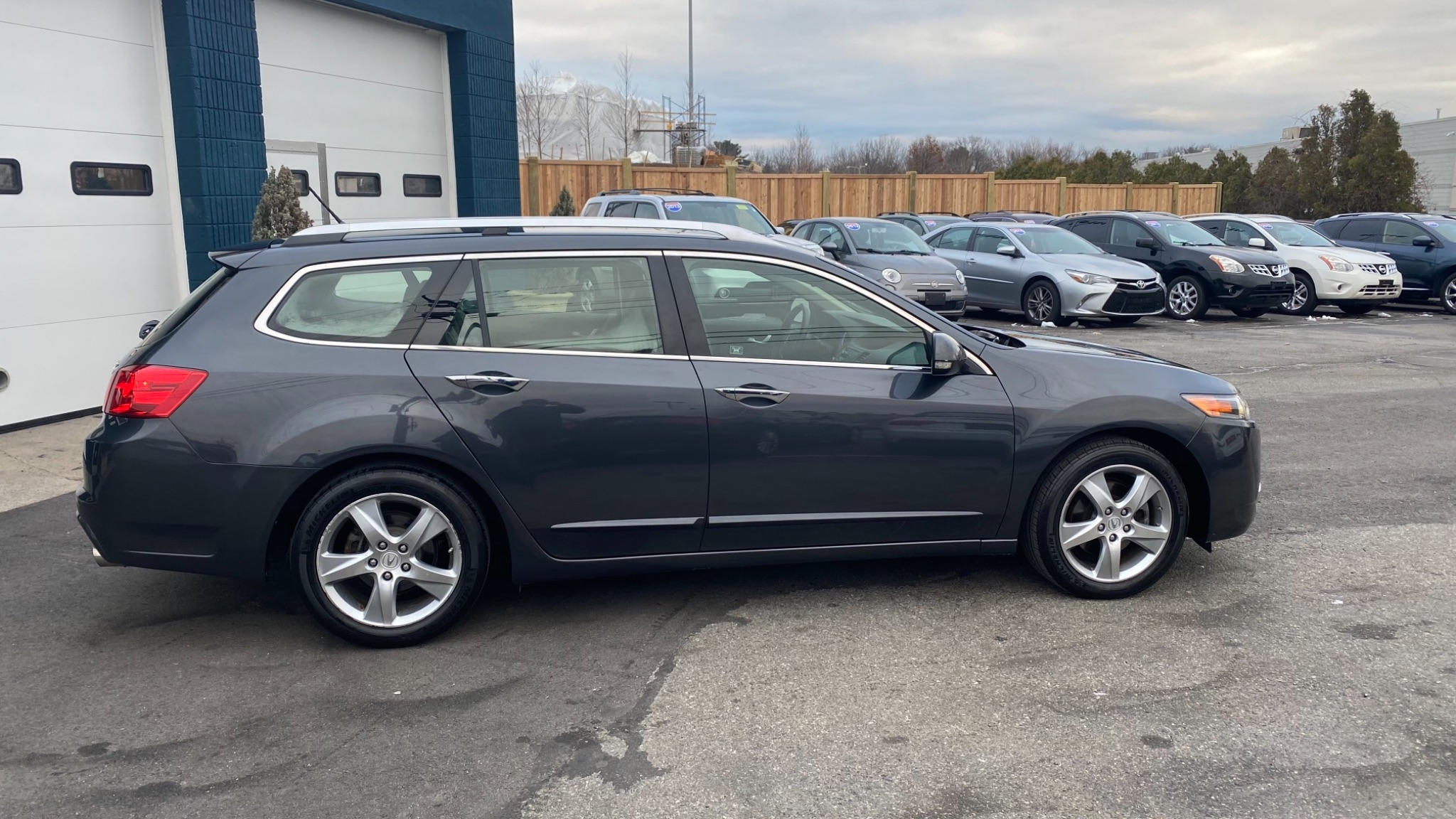 2012 Acura TSX Sport Wagon Sport Wagon Technology Package