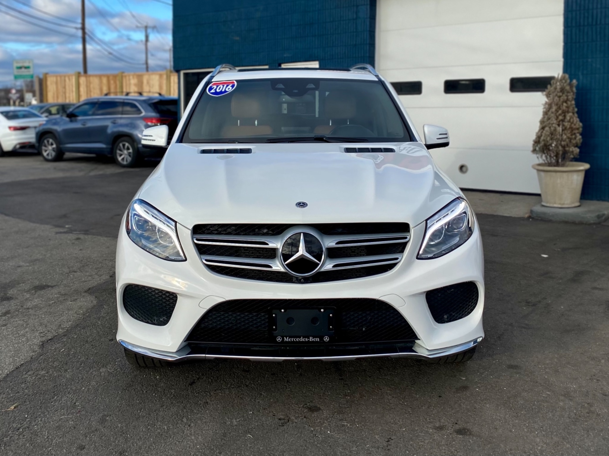 2016 Mercedes-Benz GLE GLE 400 4MATIC