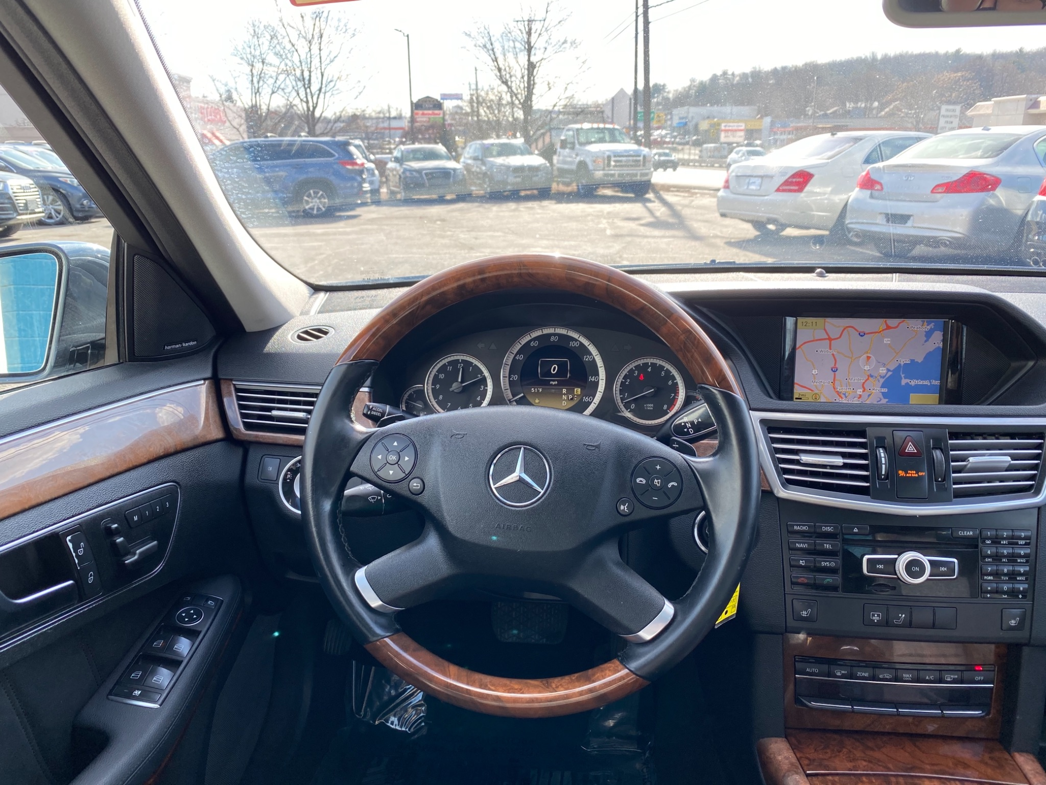2012 Mercedes-Benz E 350 Sport 4MATIC
