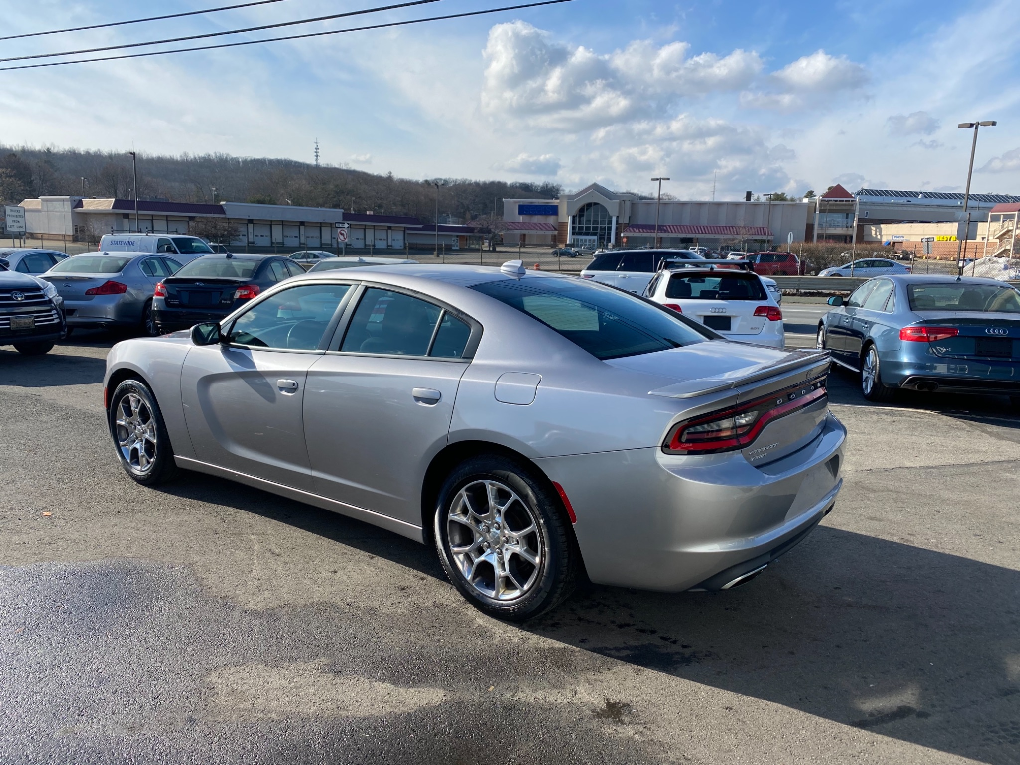 2016 Dodge Charger AWD