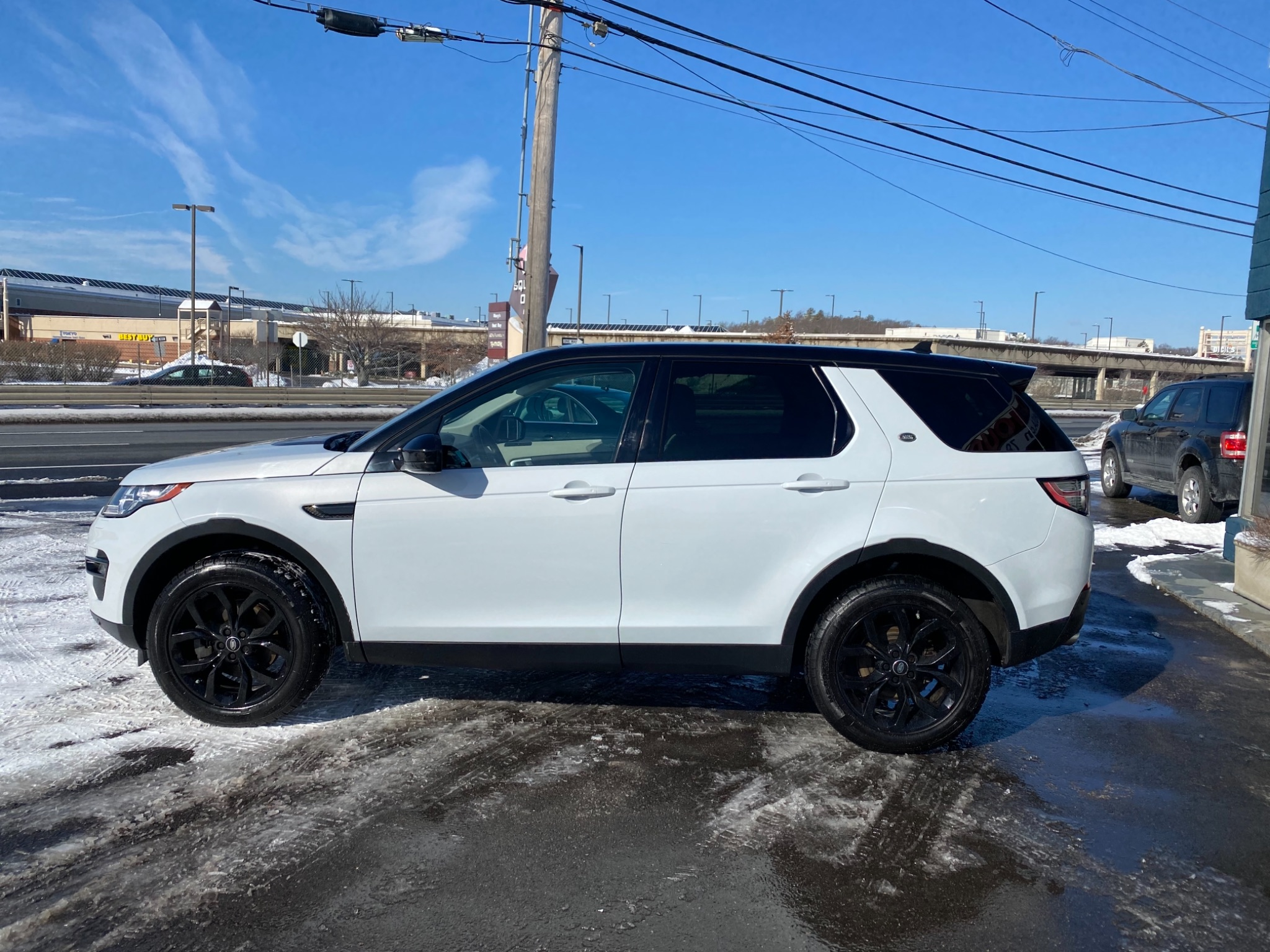 2016 Land Rover Discovery Sport Sport AWD HSE