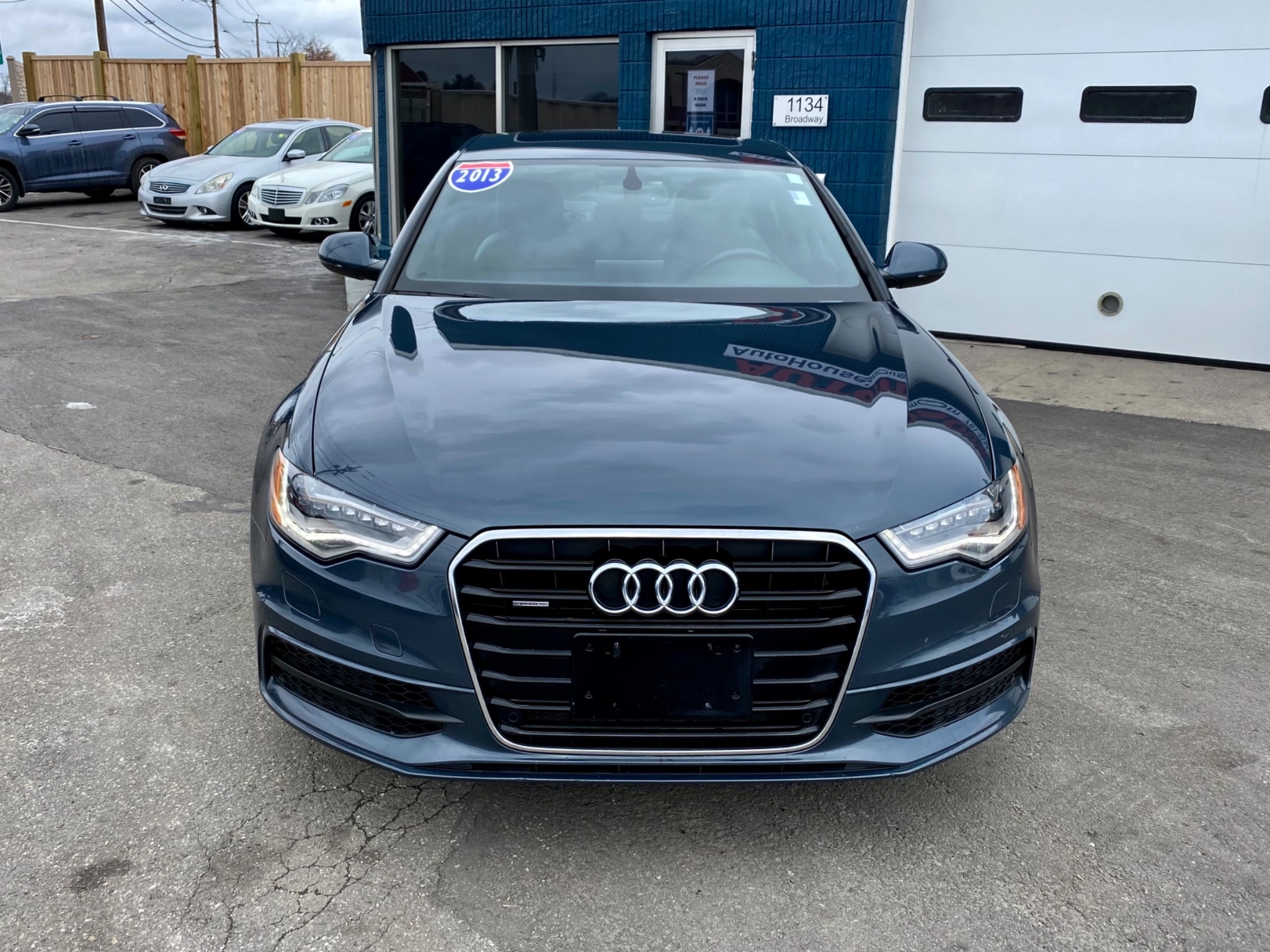 2013 Audi A6 3.0T Prestige Supercharged