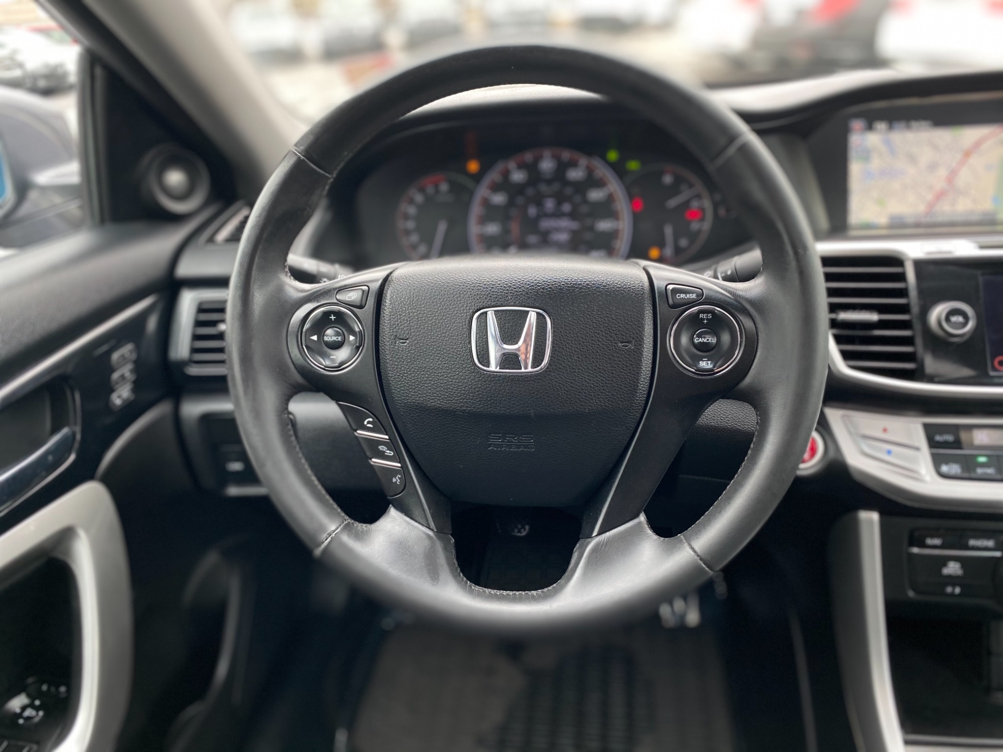 2014 Honda Accord Coupe EX-L V6 with Nav Manual Coupe