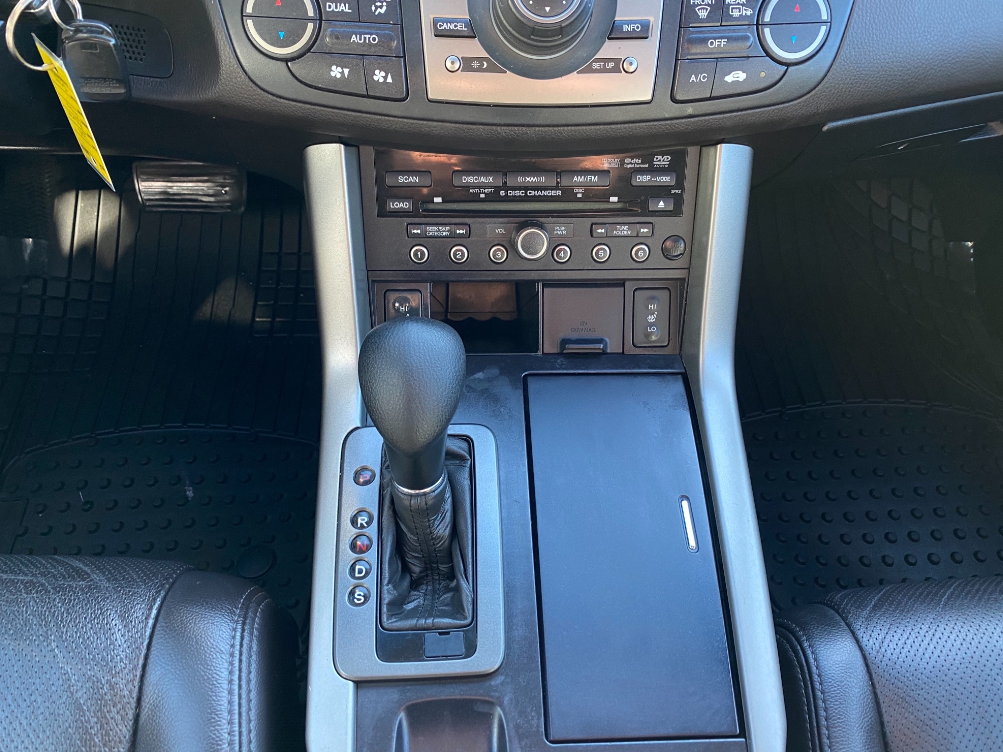 2011 Acura RDX AWD with Technology Package