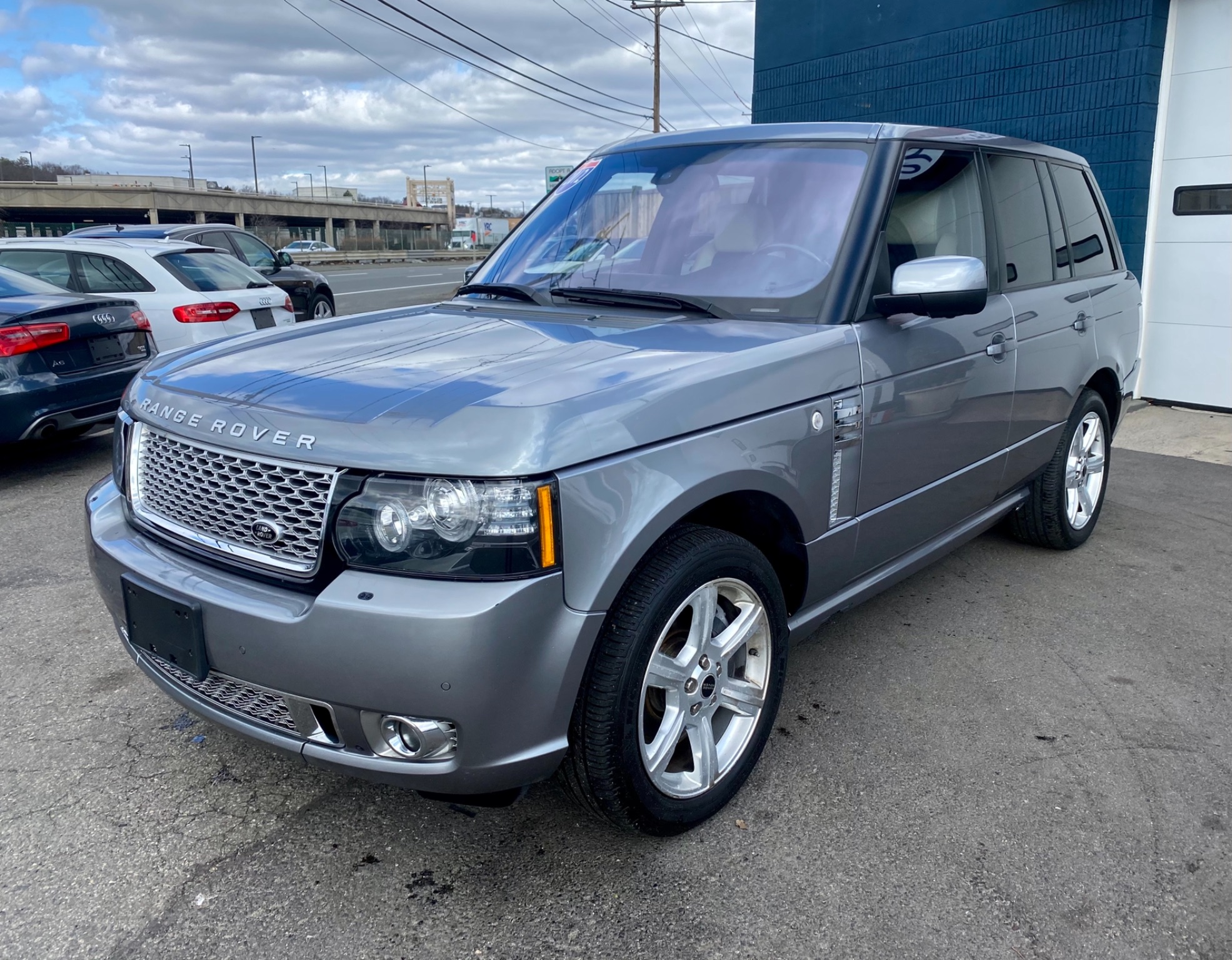 2012 Land Rover Range Rover Supercharged Autobiography Ultim