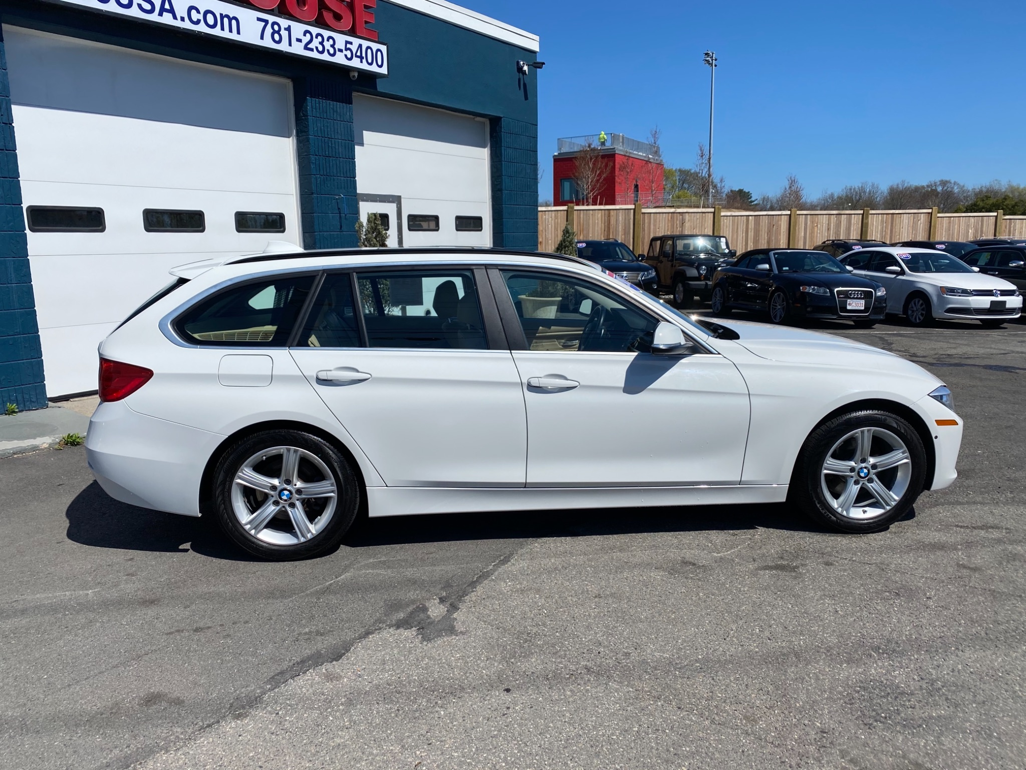 2015 BMW 3 Series Sport Station Wagon