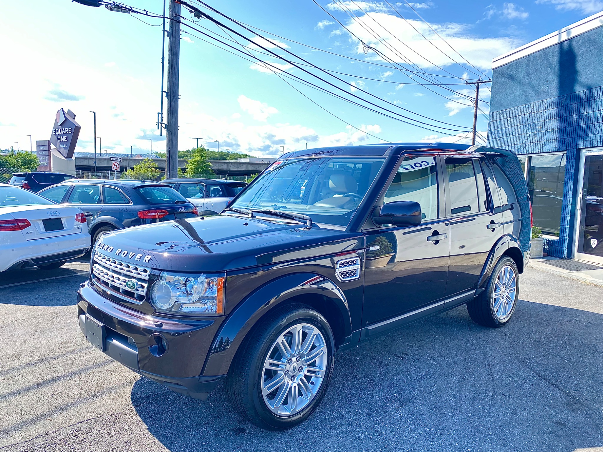 2012 Land Rover LR4 LUX Limited Edition